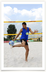 Foto Foot Volley