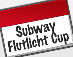 Subway Flutlicht Fun Cup