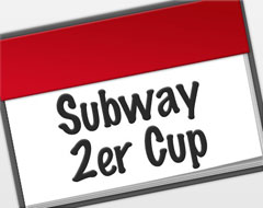 Subway 2er Fun Cup