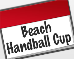 Beach Handball Cup Senioren